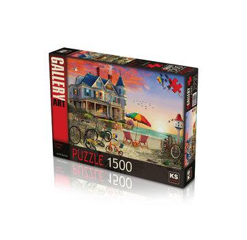 KS Games Summerhouse 1500 Puzzle Pieces