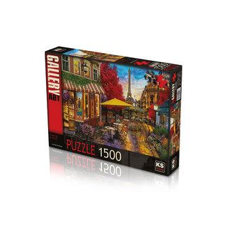KS Games Evening In Paris Puzzel 1500 Stukjes