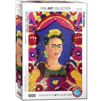 Eurographics Frida Kahlo 1000 Puzzle Pieces Selfportait