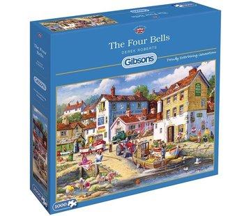Gibsons The Four Bells Puzzel 1000 Stukjes