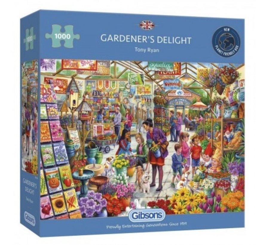 Gardener's Delight Puzzel 1000 Stukjes