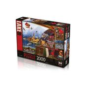 KS Games Hallstatt Puzzel 2000 Stukjes