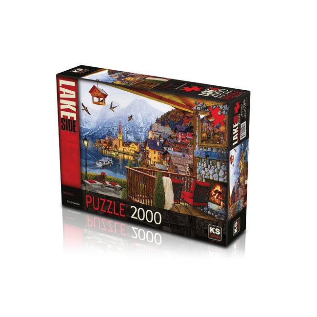 KS Games Hallstatt 2000 Puzzleteile