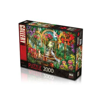 KS Games Atrium 2000 Puzzle Pieces