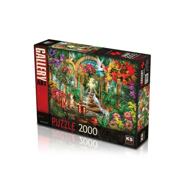 Atrium 2000 Puzzleteile