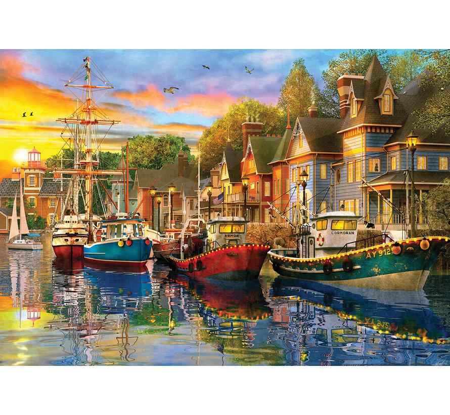 Harbour Lights Puzzel 3000 Stukjes