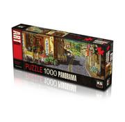 KS Games Ristorante Il Paiolo Puzzle Pieces Panorama 1000
