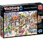 Wasgij Mystery 20 Vakantie in de Bergen Puzzel 1000 stukjes