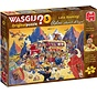 Wasgij 5 Retro Last Minute Booking Puzzle 1000 pieces