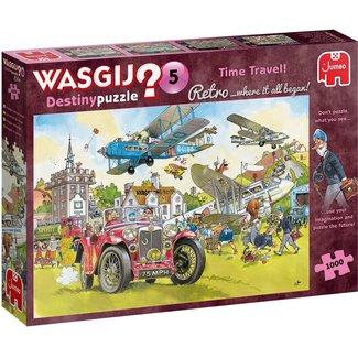 Jumbo Wasgij Destiny 5 Time Travel Puzzle 1000 pieces