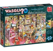 Jumbo Wasgij Mystery 5th Sunday Lunch 1000 pieces