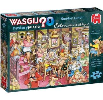 Jumbo Wasgij Mystery 5 Zondagse Lunch 1000 stukjes