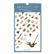 Bekking & Blitz Art de la Nature Ernst Haeckel Anniversaire Calendrier