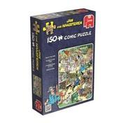 Jumbo Plezier in het Park - Jan van Haasteren Puzzel 150 Stukjes