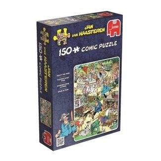 Jan van Haasteren Spaß im Park - Jan van Haasteren Puzzle 150 Stück