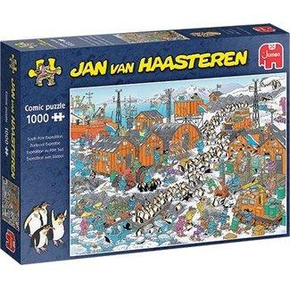 Jan van Haasteren Jan van Haasteren - Antarctic Expedition 1000 Puzzle Pieces
