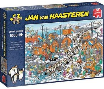 Jumbo Jan van Haasteren – Zuidpool Expeditie Puzzel 1000 Stukjes