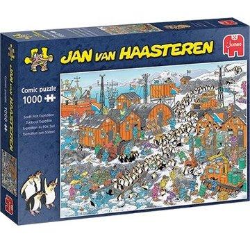 Jan van Haasteren Jan van Haasteren – Zuidpool Expeditie Puzzel 1000 Stukjes