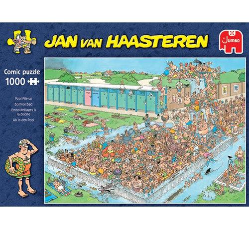 Jumbo Jan van Haasteren – Bomvol Bad Puzzel 1000 Stukjes