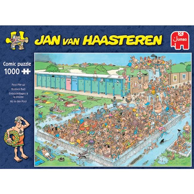 Jan van Haasteren Jan van Haasteren – Bomvol Bad Puzzel 1000 Stukjes