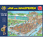 Jan van Haasteren – Bomvol Bad Puzzel 1000 Stukjes