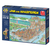 Jumbo Jan van Haasteren - Bad 2000 Pièces paniers