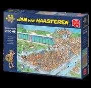 Jumbo Jan van Haasteren - Bomvol Bad 2000 Stukjes