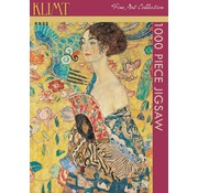 The Gifted Stationary Klimt 1000 Puzzle Pieces