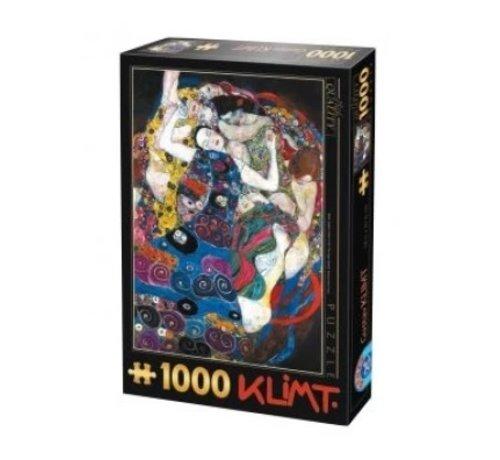 Dtoys Klimt The Virgin Puzzel 1000 Stukjes