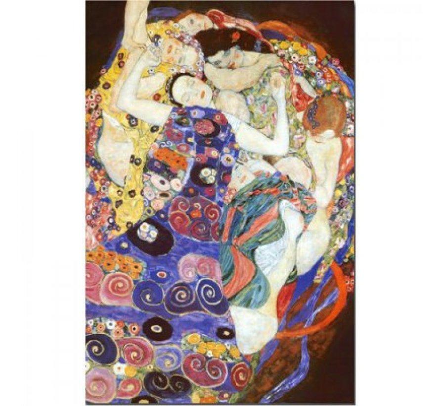 Klimt The Virgin Puzzel 1000 Stukjes