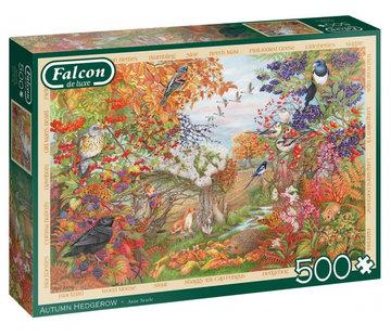 Falcon Autumn Hedgerow Puzzel 500 Stukjes