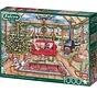 Christmas Conservatory Puzzel 1000 Stukjes