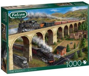 Falcon The Viaduct Puzzel 1000 Stukjes