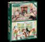 Animals At Home Puzzel 2x 1000 Stukjes