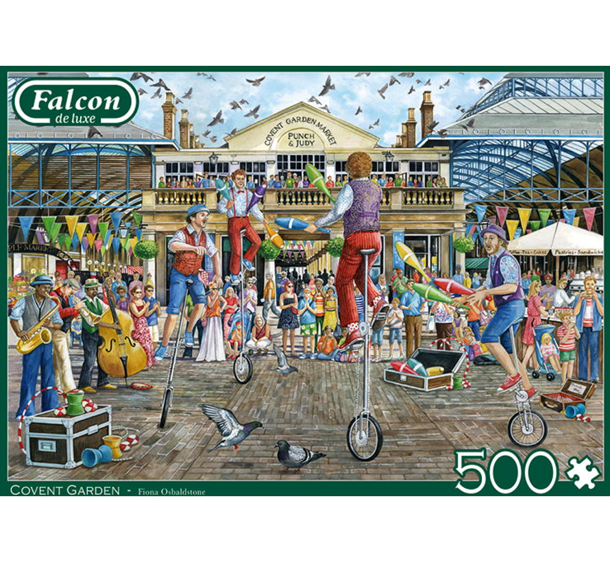 Covent Garden Puzzel 500 Stukjes