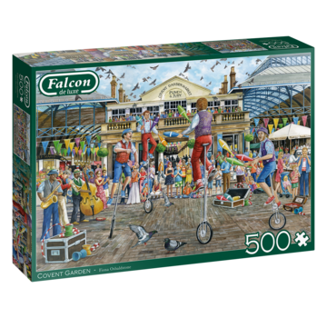 Falcon Covent Garden Puzzel 500 Stukjes