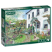 Falcon Ferienhaus mit Aussicht Puzzle-Stücke 1000