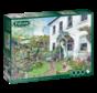 Cottage with a View Puzzel 1000 Stukjes