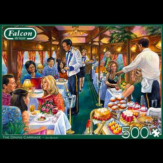 Falcon Die Speisewagen 500 Puzzle Pieces