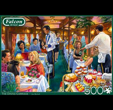 Falcon The Dining Carriage Puzzel 500 Stukjes