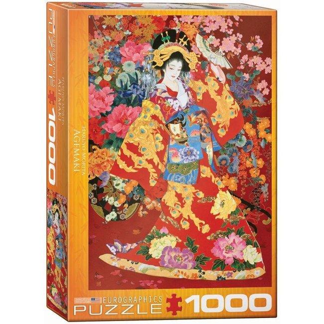 Agemaki - Haruyo Morita Puzzel 1000 Stukjes