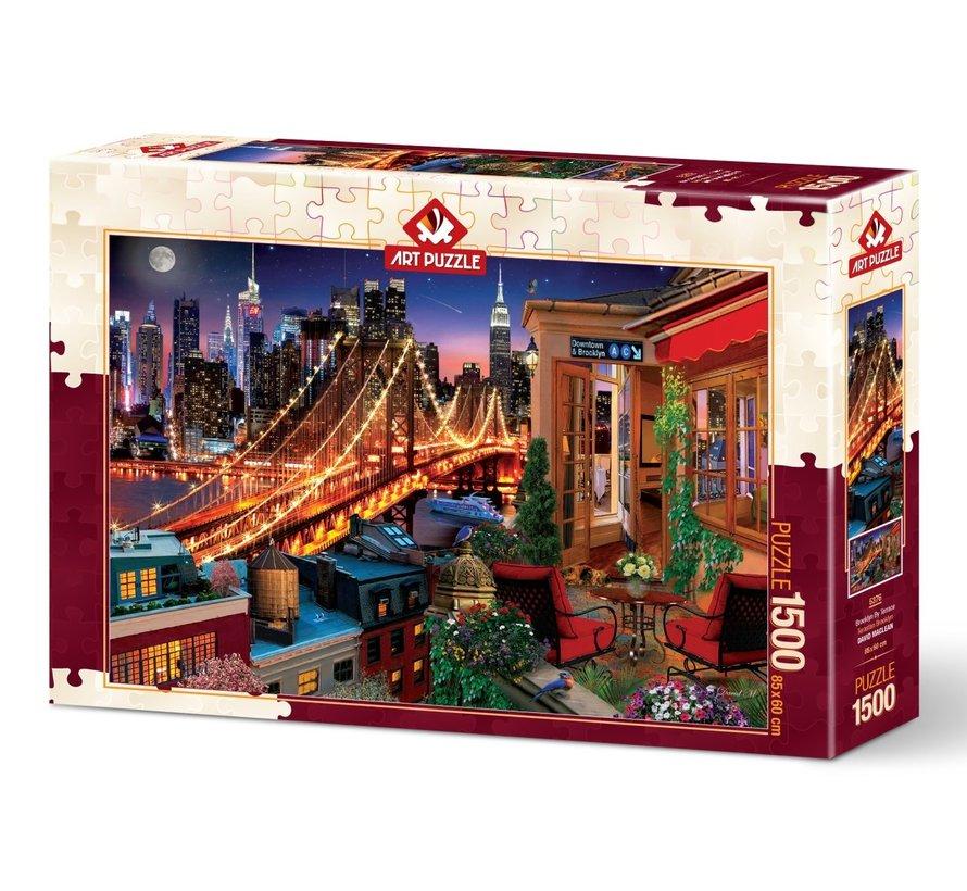 Brooklyn By Terrace Puzzel 1500 Stukjes