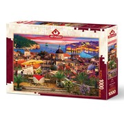 Art Puzzle Dubrovnik Puzzel 1000 Stukjes