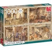 Jumbo Anton Pieck 19e Eeuwse Bakkers Puzzel 1000 Stukjes