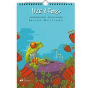 Art Revisited Like a Frog - Jasper Oostland Verjaardagskalender