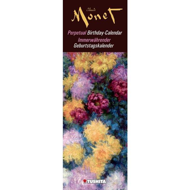 Tushita Monet Verjaardagskalender