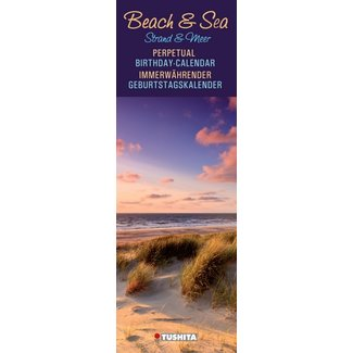 Tushita Beach and Sea Verjaardagskalender
