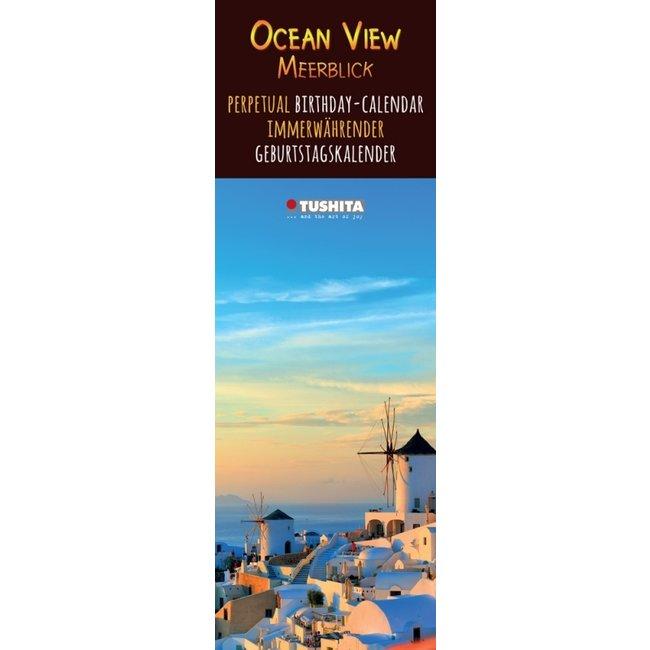 Tushita Ocean View Geburtstagskalender