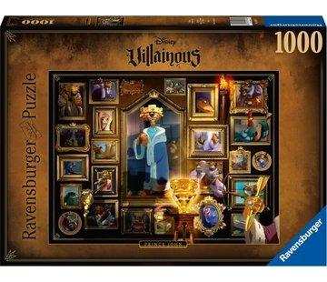 Ravensburger Disney Villainous - King John Puzzel 1000 Stukjes