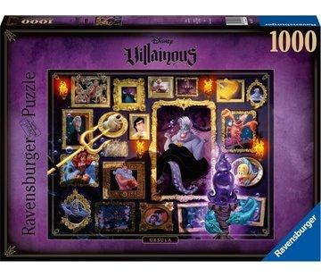 Ravensburger Disney Villainous - Ursula Puzzel 1000 Stukjes